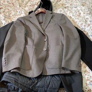 bar lll slim fit jacket